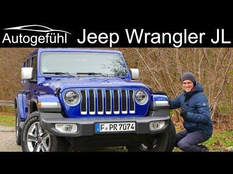 Jeep Wrangler Jl Full Review Sahara Overland All New 2019 2020 Car News And Expert Reviews Jeep Wrangler Wrangler Jl Jeep