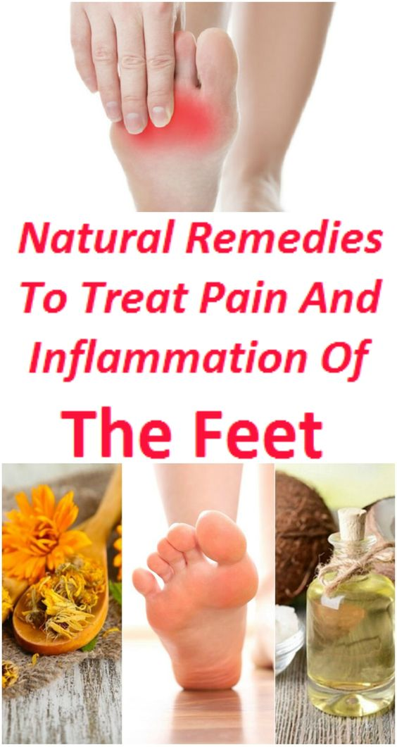 Do you usually have swollen and painful feet? Be sure to try these home remedies to eliminate these discomforts.