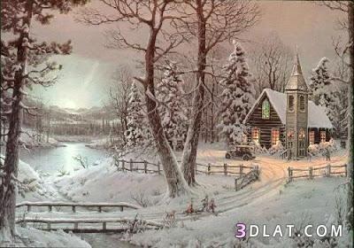صور عن الثلج 2020 صور ثلوج خلفيات ثلج 2020 اجمل صور ثلوج2020 Christmas Paintings Winter Scenes Snow Scenes