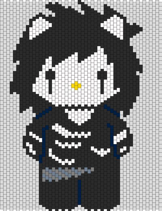 Andy Biersack Hello Kitty