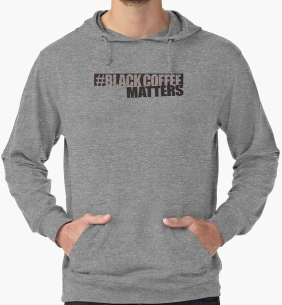 #Black Coffee Matters by CoffeeWasted