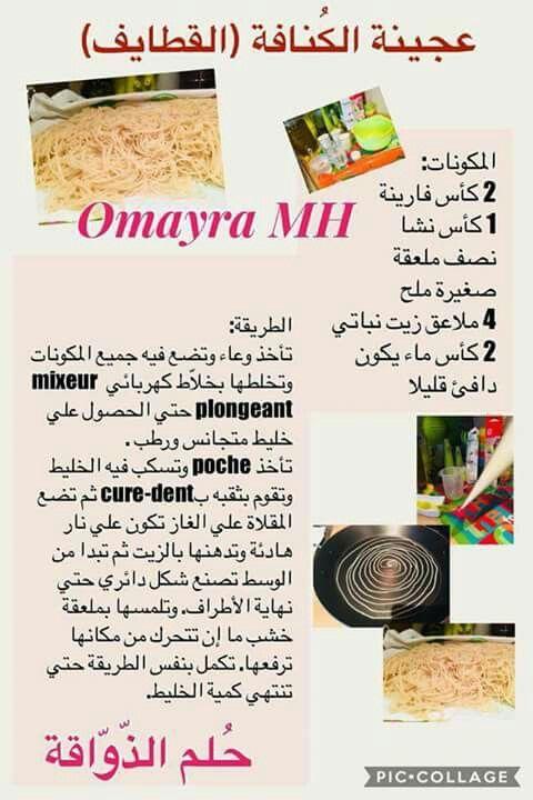 Pin By Soumia On Gateaux Arabic Food Ramadan Recipes Arabic Sweets