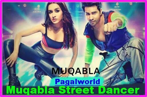 Muqabla Street Dancer Pagalworld Mp3 Song Download In 2020 Mp3 Song Download Mp3 Song Ringtone Download