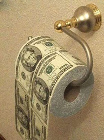 will this help to save toilet paper?