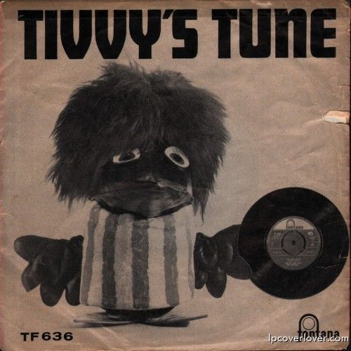 """lpcoverlover:  Riki Tiki Tivvy ""Tivvy's Tune""   Tivvy and his Clubmates   Fontana Records  (1965)View Post  """