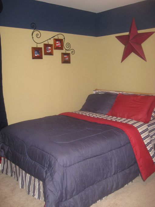 Plays americana bedroom and decorating ideas on pinterest for Americana bedroom ideas