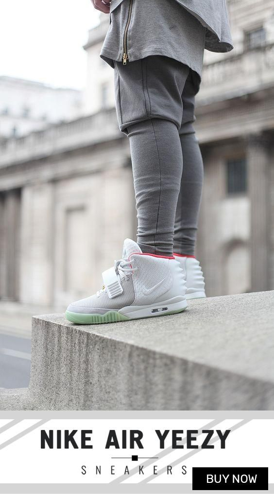 escapar fertilizante al límite  For sale Nike Air Yeezy NRG Wolf Grey shoes #sneakers #fashion #shoes  #sport #men #woman #style #Nike #AirYeezy #NRGWolf… | Sneakers, Nike  fashion, Mens fashion