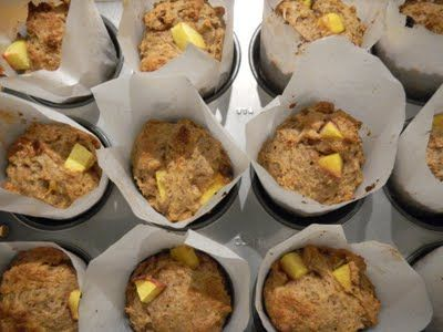 Peach & bran muffins | Lots of good food and drinks | Pinterest | Bran ...