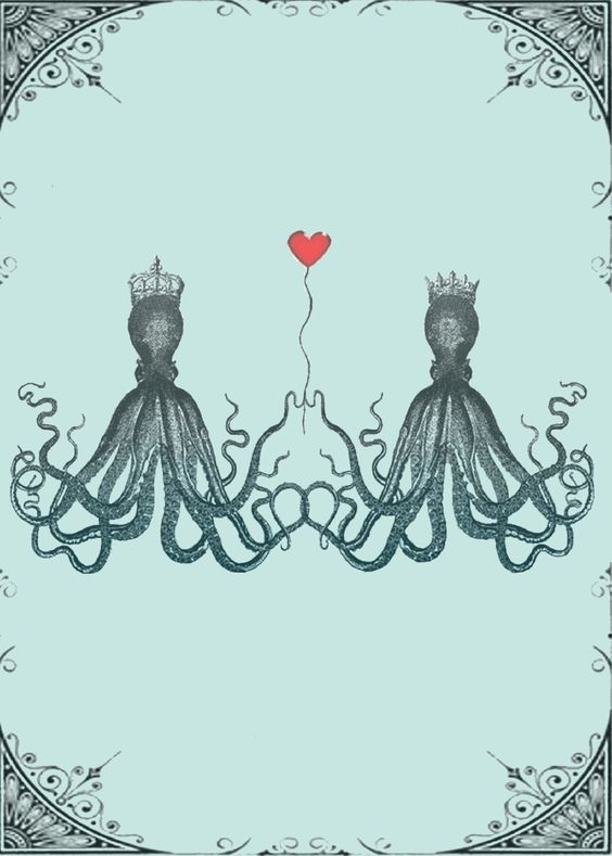 Octopodes in Love