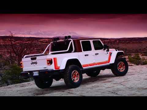 All Cars New Zealand Video Mopar 2019 Easter Jeep Safari Concepts Gl Easter Jeep Safari Jeep Concept Mopar