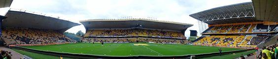 Molineux - Wolverhampton - Wolverhampton Wanderers FC