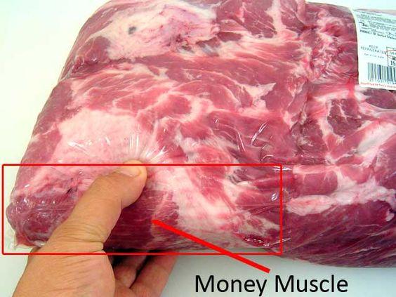 Pork Butt Money Muscle