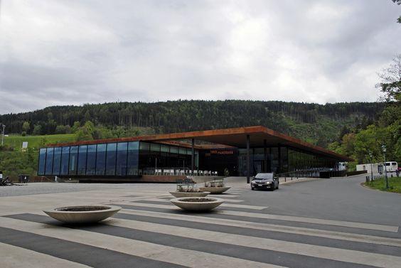 Das Tirol Panorama | Stoll Wagner Architekten