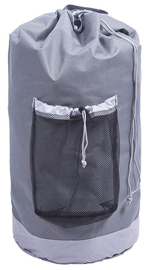 Amazon Com Shinetidy Large Backpack Laundry Bag With Strong