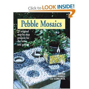 Tree Collar Pebble Mosaics: 25 Original Step-by-Step Projects for the Home and Garden