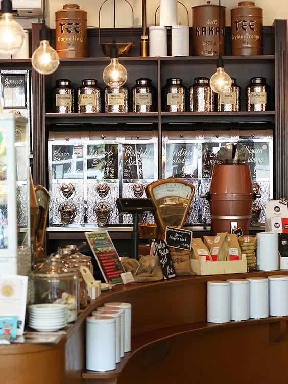 Schamong Kaffee   Köln