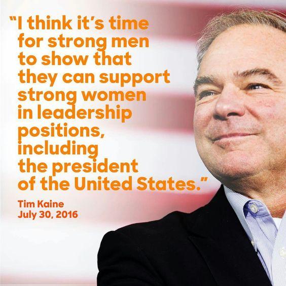 #ClintonKaine2016