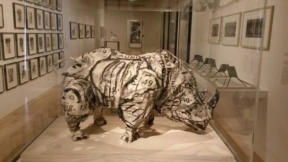 William Kentridge - Fortuna  Museo Amparo Puebla, México