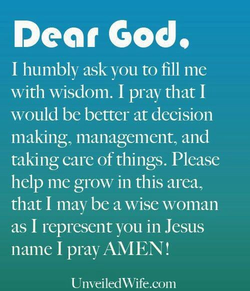 ~ dear God ~