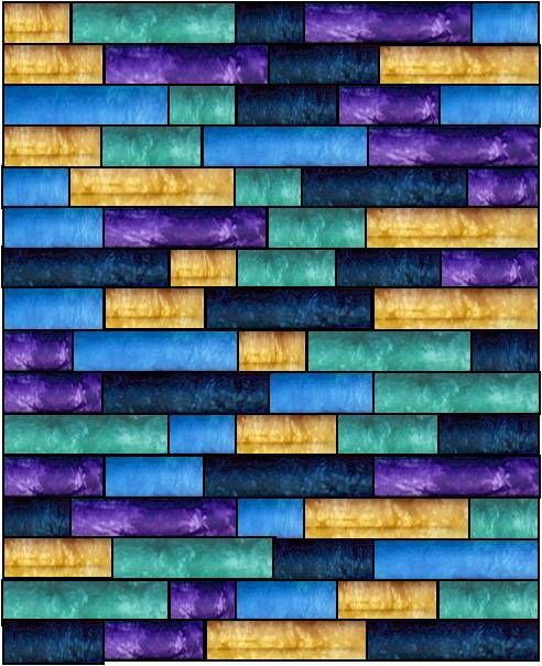 Free pattern quilt and running on pinterest Wood valley designs
