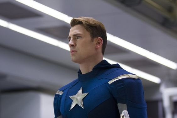 Still of Chris Evans in Marvel Los vengadores