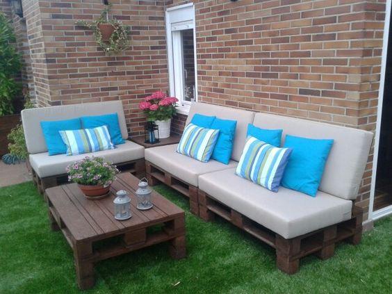 mi terraza con palets terraza palets muebles terraza mi terraza los