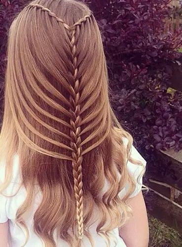 Image de hair, hairstyle, and cute