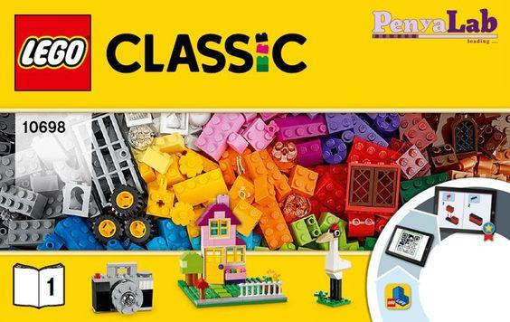 Lego Classic – Construccions (1)