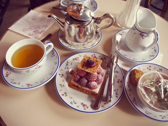 #blog #cafe #carette #Paris #tea