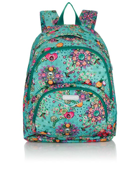 Sweet Double Backpack | Blue | Accessorize