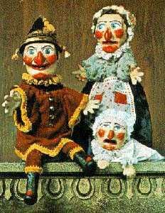 Punch and Judy (and offspring)