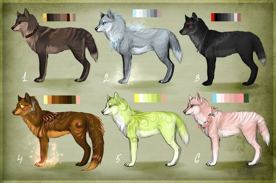 Adopts (part 3) OPEN by Grayss.deviantart.com on @deviantART