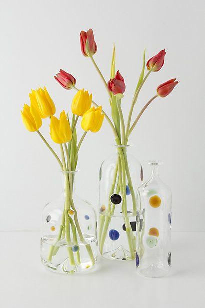Dots & Smidges Vase - Anthropologie.com