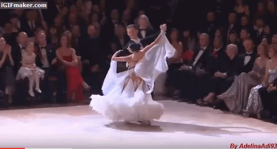 finishing the dance with a pose and a forehead gentle kiss #ballroom #dance