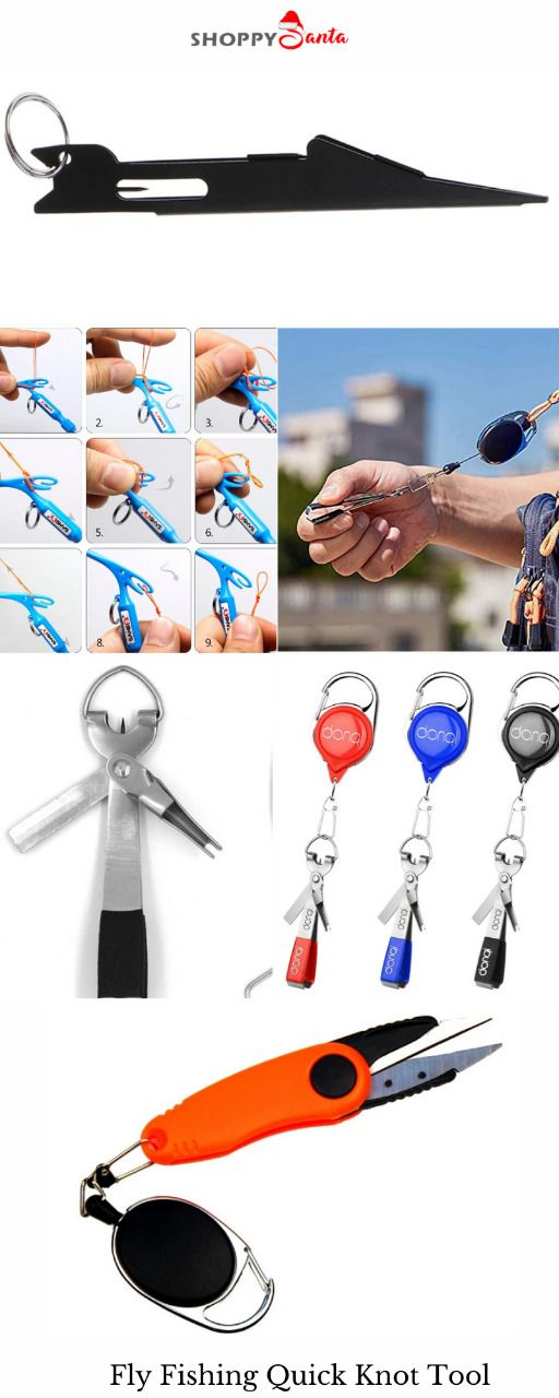 Universal Nail Knot Hook Tying Fly Fishing Quick Knot Tool Fly Tying Tools Microfiber Mops Freebie