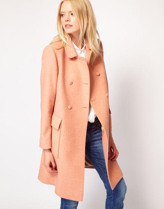 Boutique by Jaeger Louise Princess Coat