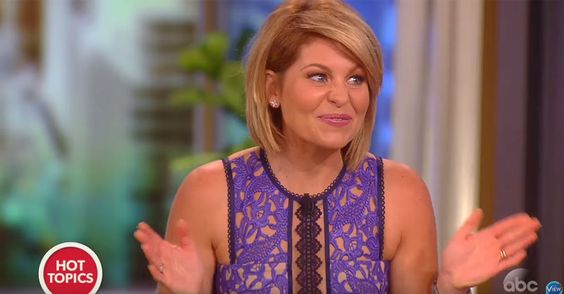 """Candace Cameron Bure shared some big news about her daughter's audition for """"The…"""