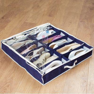 Sac rangement pour chaussures vitrine magique 12 99 - Sac rangement chaussures ...