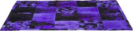 Teppich Square Multi Purple 170x240cm