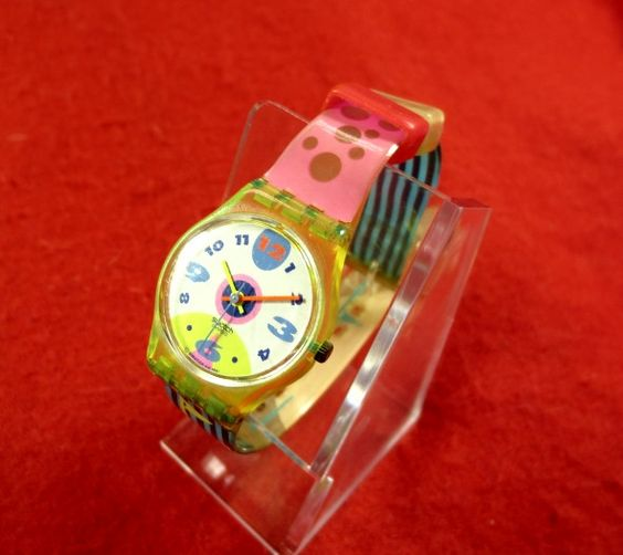 Swatch すロ) 完動腕時計 SWATCHスウォッチ 小型レディース Watch Antique ¥1199yen 〆05月29日