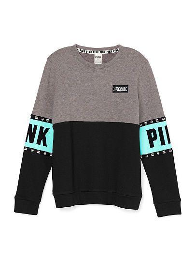 Perfect Crew - PINK - Victoria's Secret | Clothes | Pinterest ...