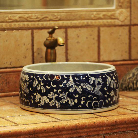 Chinese-large-wash-basin-counter-basin-washbasin-European-art-ceramic-thick-font-b-blue-b-font.jpg (999×999)