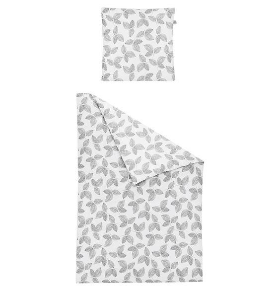 Kissenbezug Leaf 8744 100 Baumwolle Florales Muster Mako Satin Irisette Bettwasche Mako Satin Bettwasche Baumwollbettwasche