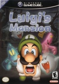 Luigis Mansion, game I used to play as a child and I loved it
