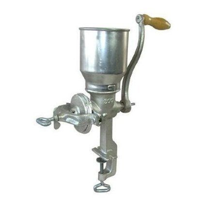 Tall Capacty Cast Iron Corn Nuts Grain Mill Grinder NEW >>> Wow! I love this. Check it out now! : Coffee Maker