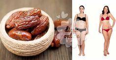 Não Perca!l Ela comeu três tâmaras, por dia, durante 12 dias. Veja o resultado! - # #alimentação #fruta