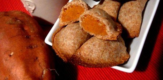 pastissets Integrales de Espelta, Almendra y Boniato