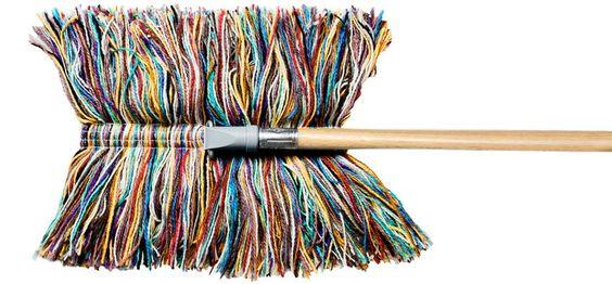 Wool Dry Mop - Kaufmann Mercantile