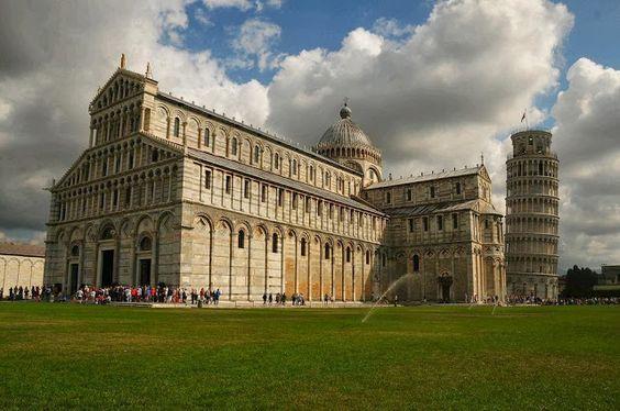 PISA: Duomo e Torre pendente