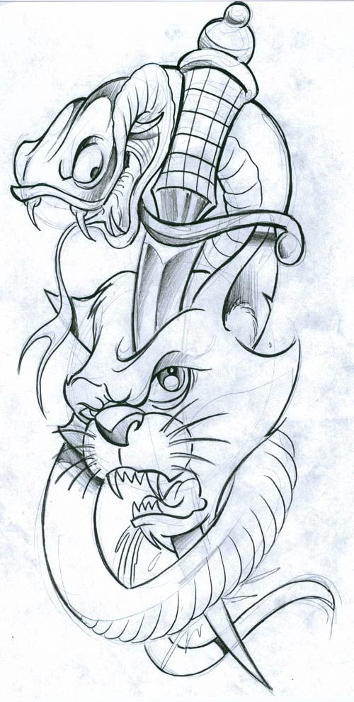 New School Dagger Tattoos Pinterest Schools